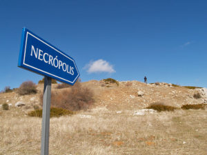 Necrópolis céltica