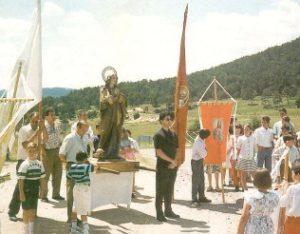 Santa María Magdalena 1980